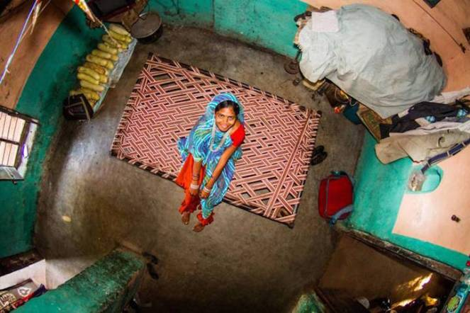 Bamansemilta - Índia